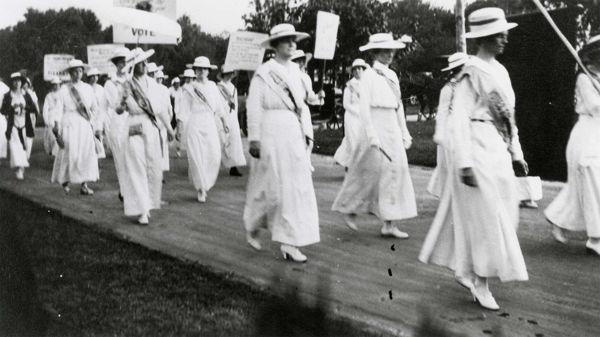 Perfect 36: When Women Won The Vote