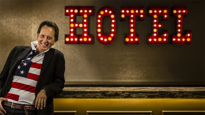 Hotel Secrets with Richard E. Grant