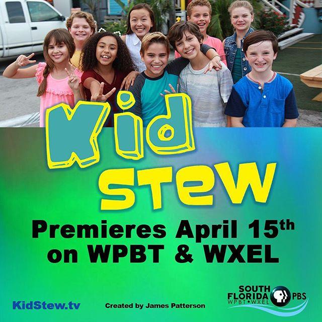 Kid Stew Premiere