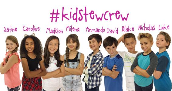 Kid Stew Cast
