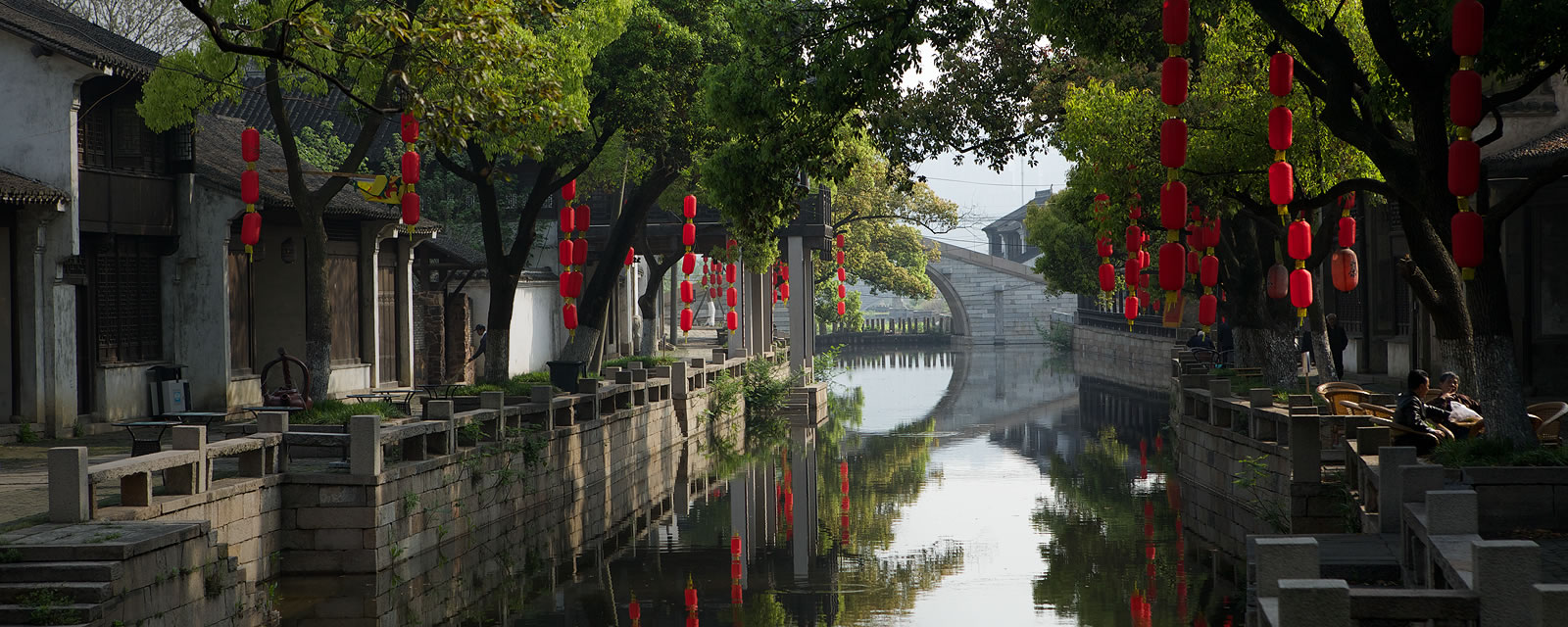 Canal in Wuxi