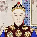 portrait of Emperor Guangxu