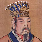 painting of King Wen