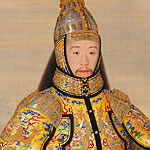 portrait of Emperor Qianlong