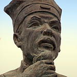 sculpture of Su Song