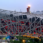 Beijing National Stadium (aka, The Bird's Nest)