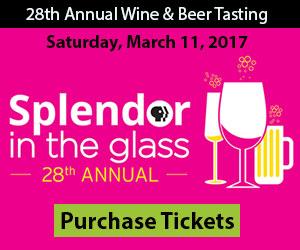 Splendor in the Glass 2017