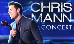 CHRIS MANN CONCERT