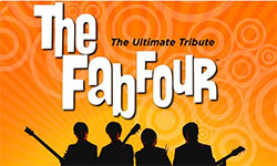 """FAB FOUR """"The Ultimate Tribute"""""""