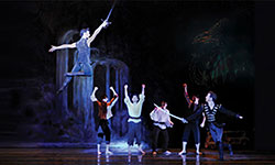 "NEVADA BALLET THEATRE'S ""PETER PAN"""