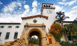 Santa Barbara/Solvang – 3 Days/2 Nights