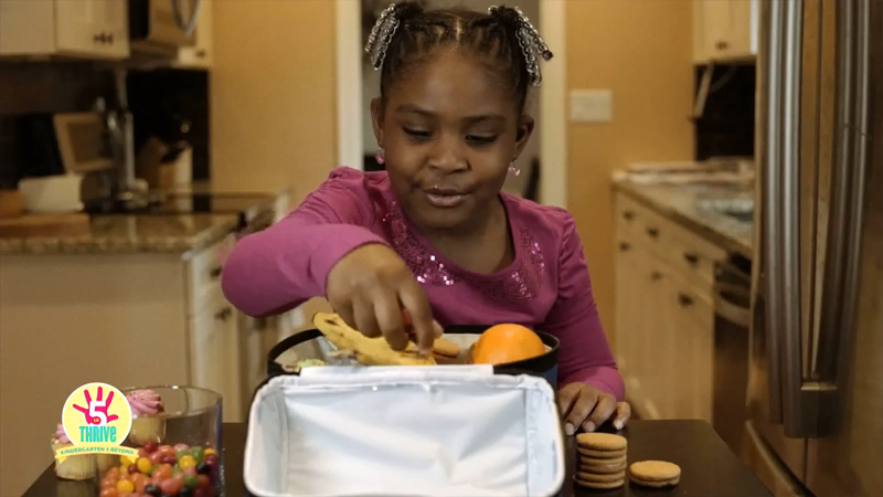 Five to Thrive: Kindergarten Registration