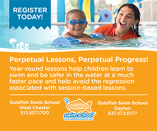 Dayton and West Chester Goldfish Swim School