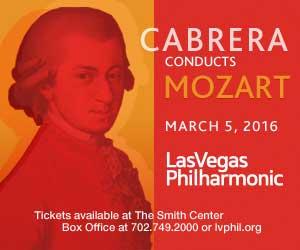 Las Vegas Philharmonic - Mozart