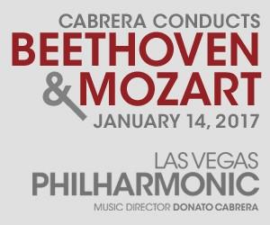 Cabrera Conducts Beethoven & Mozart