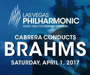 Las Vegas Philharmonic - Brahms