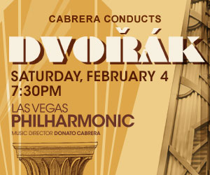 Las Vegas Philharmonic - Dvorak