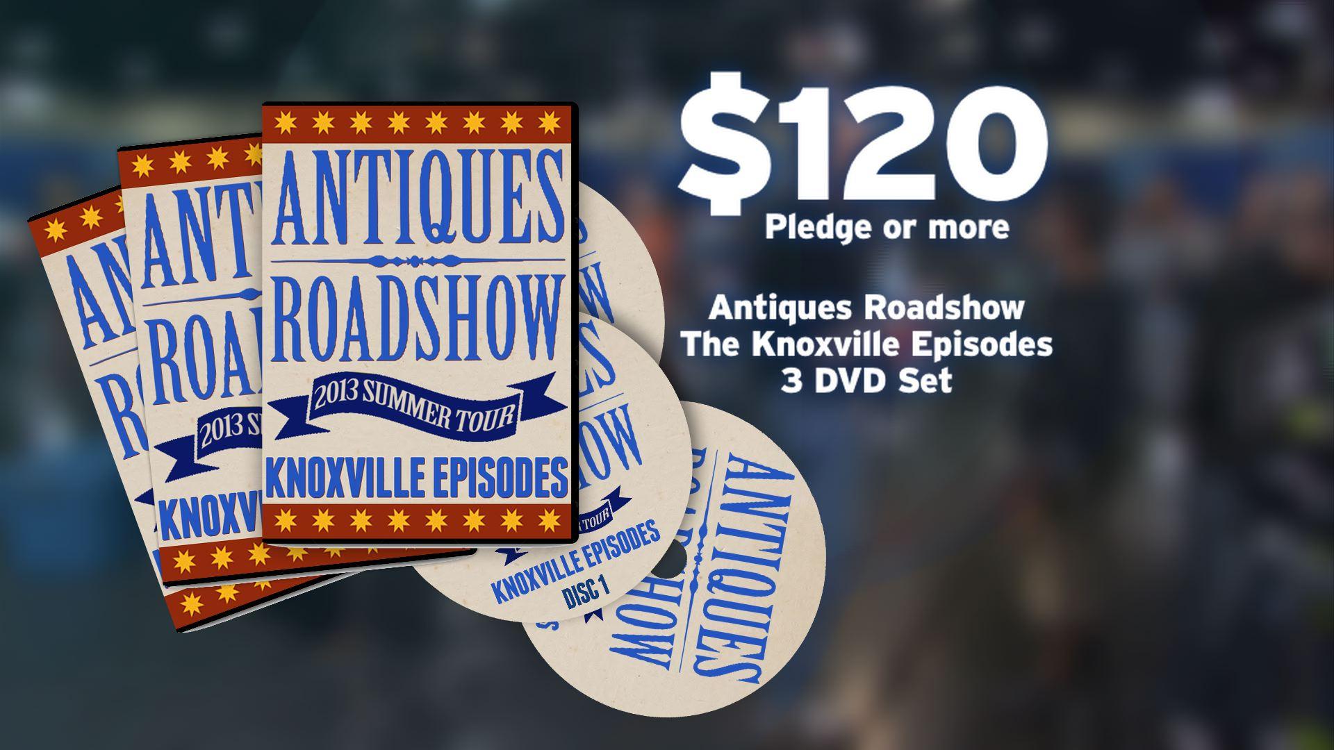 Antiques Roadshow Knoxville