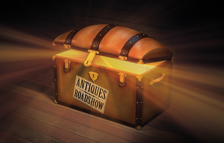 ANTIQUES ROADSHOW - Mondays at 8 p.m.