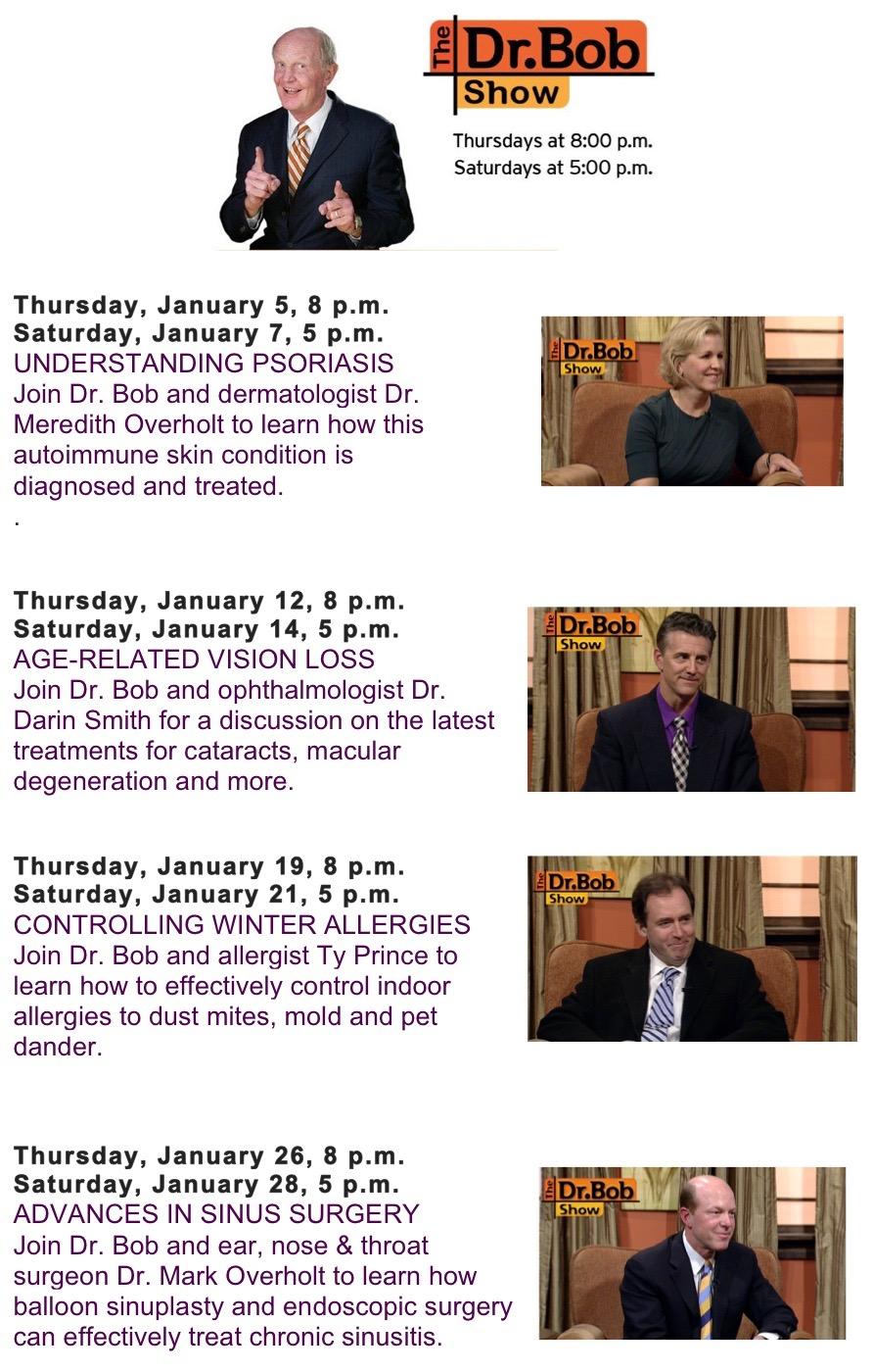 Dr Bob January 2017 Lineup.jpg