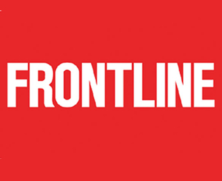 FRONTLINE - Wednesdays at 10pm.