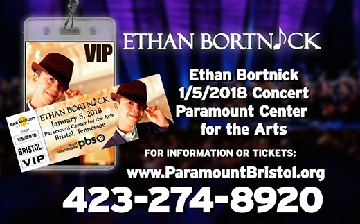 VIP Experience to see Ethan Bortnick