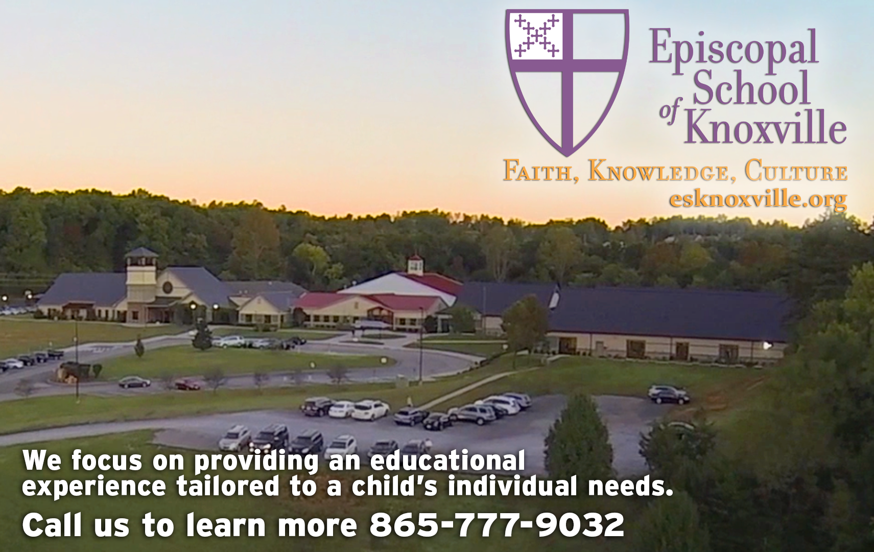 The Episcopal School Of Knoxville See Why ESK Is Different, Open House - Sept. 14 - all day865-777-9032