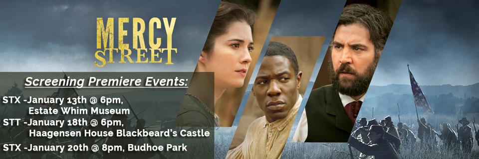 Mercy Street Season 2 Screening