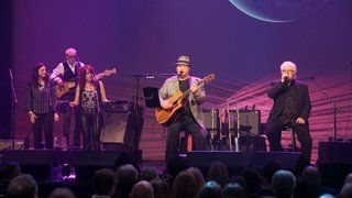 photo of Christopher Cross and friends