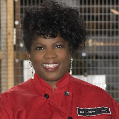 Meet the Kitchen Diva, Angela Shelf Medearis!