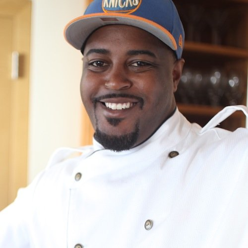 Meet Chef Maxcel Hardy!