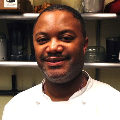 Meet Chef Richard James!
