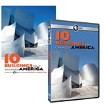 10 Buildings the Changed America DVD & Book