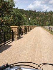 approaching Deadwood
