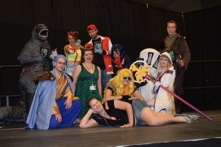 Dakota Game Con 2017 - cosplay winners and judges 4.JPG