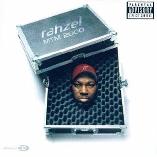Rahzel Album Cover
