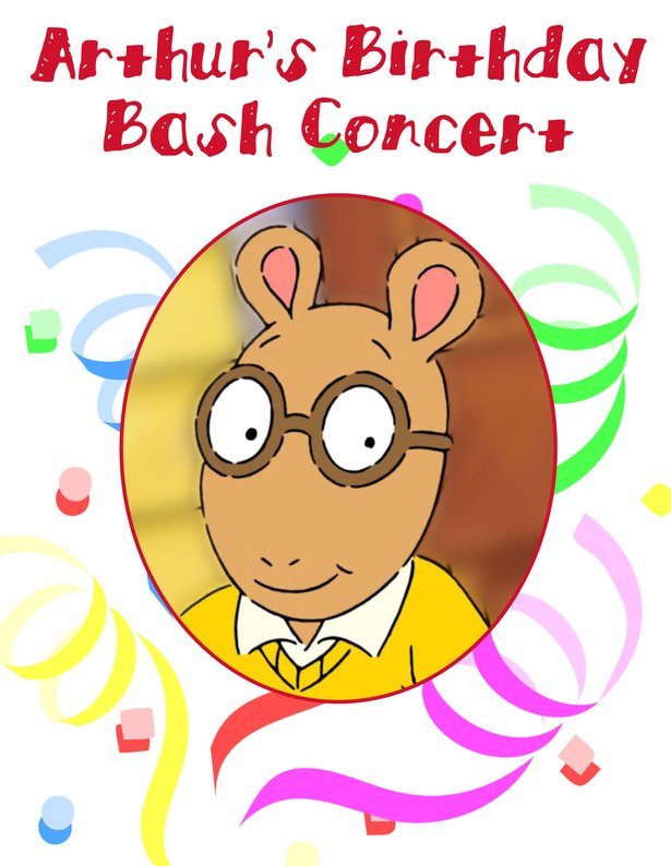 Arthur's Birthday Bash Concert