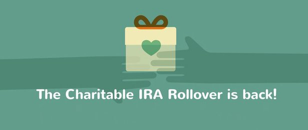 Special tax-free IRA gifts