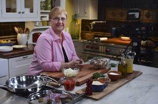 Lidia Bastianich, Host of Lidia's Kitchen