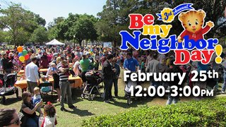 Be My Neighbor Day - Winter Park - 2017
