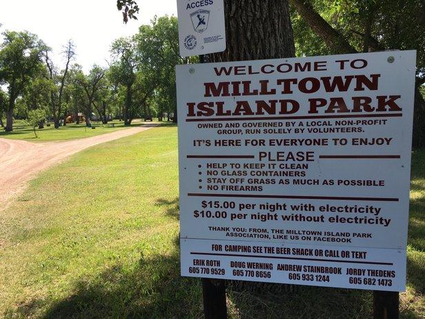 Milltown Island Park