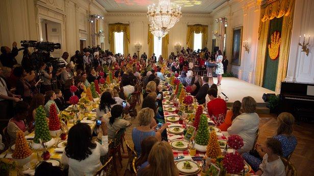 White House Kids State Dinner