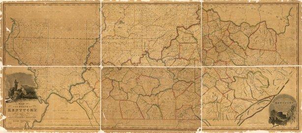 kentucky - 1818