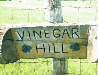 vinegar hill cemetary