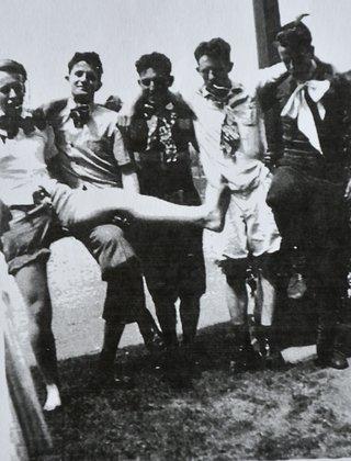 bill lofgren and high school friends