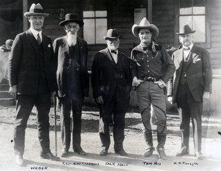 tom mix and other cowboys