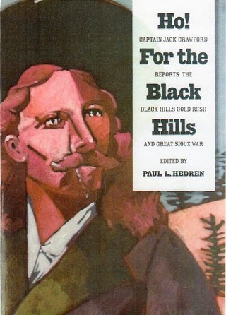 Book cover - ho for the black hills