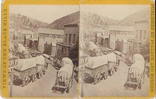 deadwood street - 1880s
