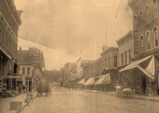 deadwood main street - historical