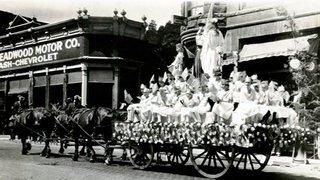 days of 76 parade